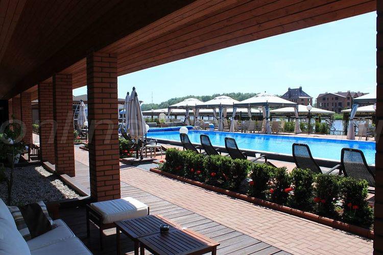 RiverSide, гостиничный комплекс